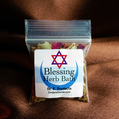 Blessing Herb Bath