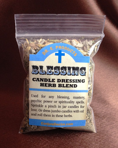 Blessing Candle Dressing Herb Blend