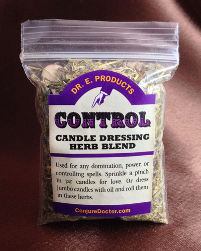 Control Candle Dressing Herb Blend