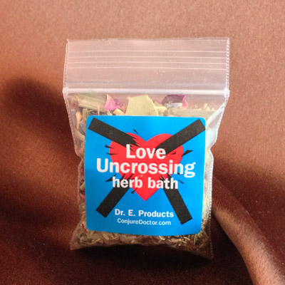 Love Uncrossing Herb Bath