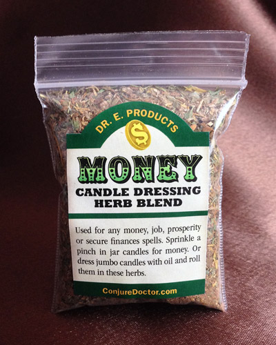 Money Candle Dressing Herb Blend