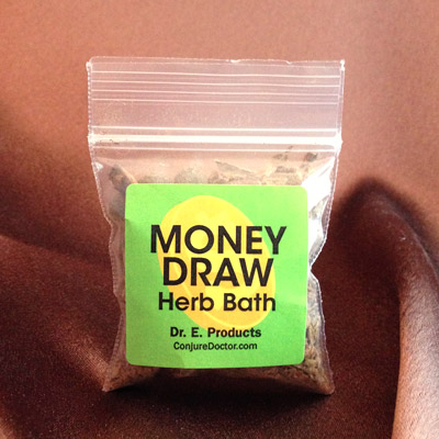 Money Draw Herb Bath
