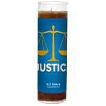Justice Candle - Setting of Lights